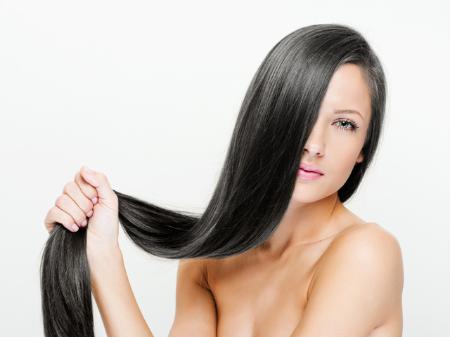 Комплект за нормална коса