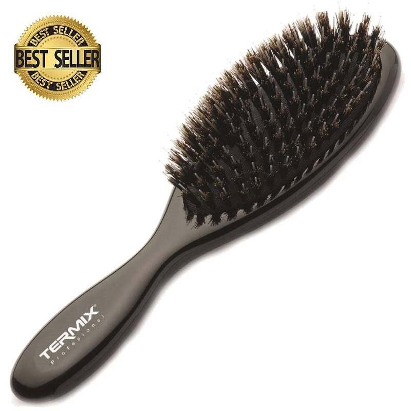 Професионална четка за екстеншъни Termix Pneumatic Hair Brush for Extensions Голяма